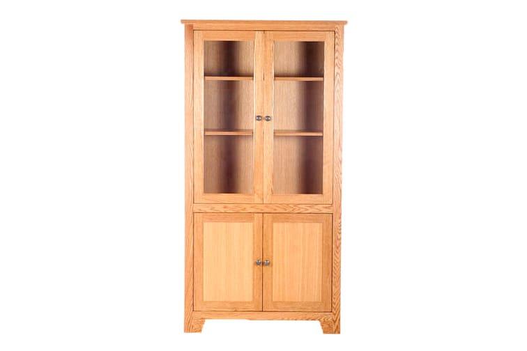 Oregon Shaker 4 Door Bookcase