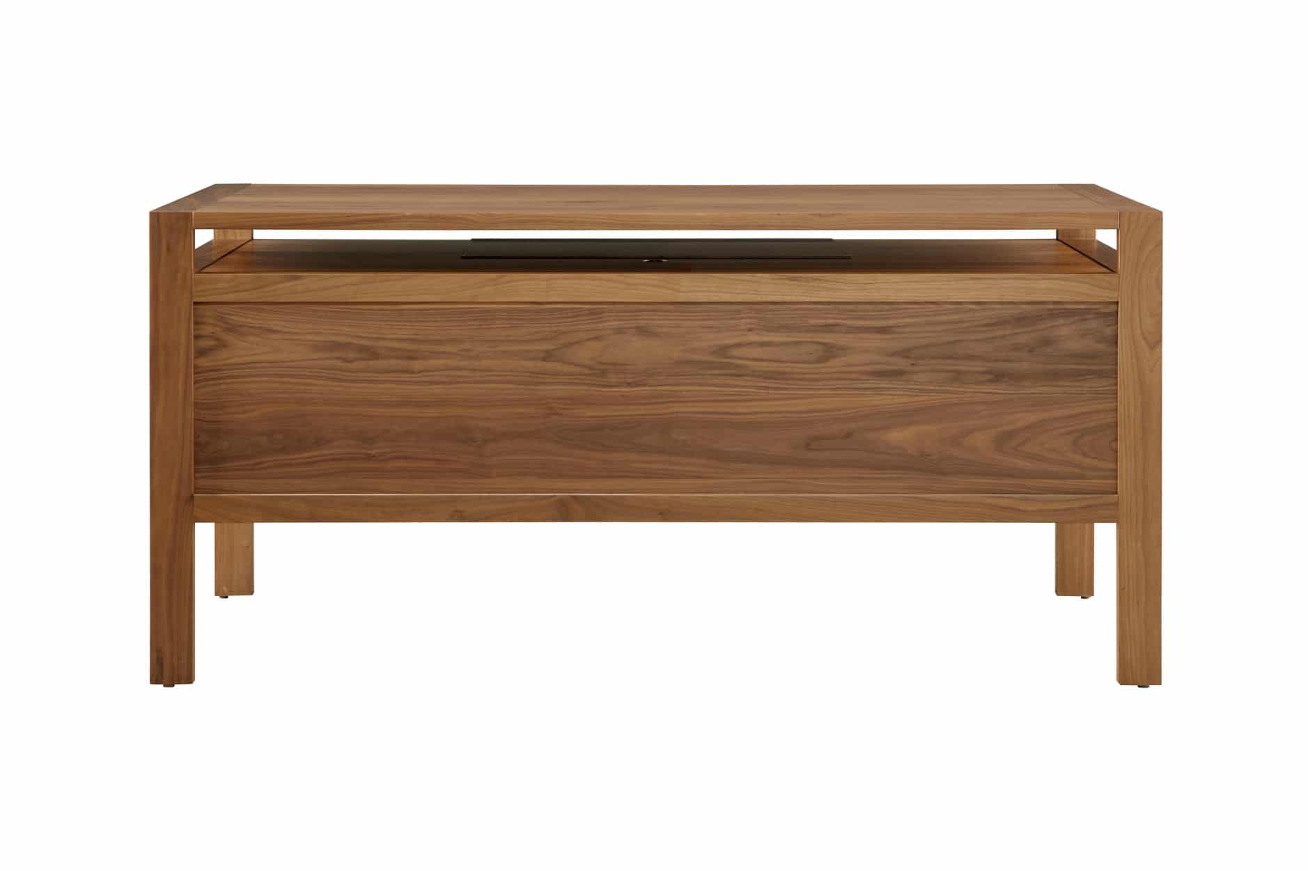 Phase Walnut Desk