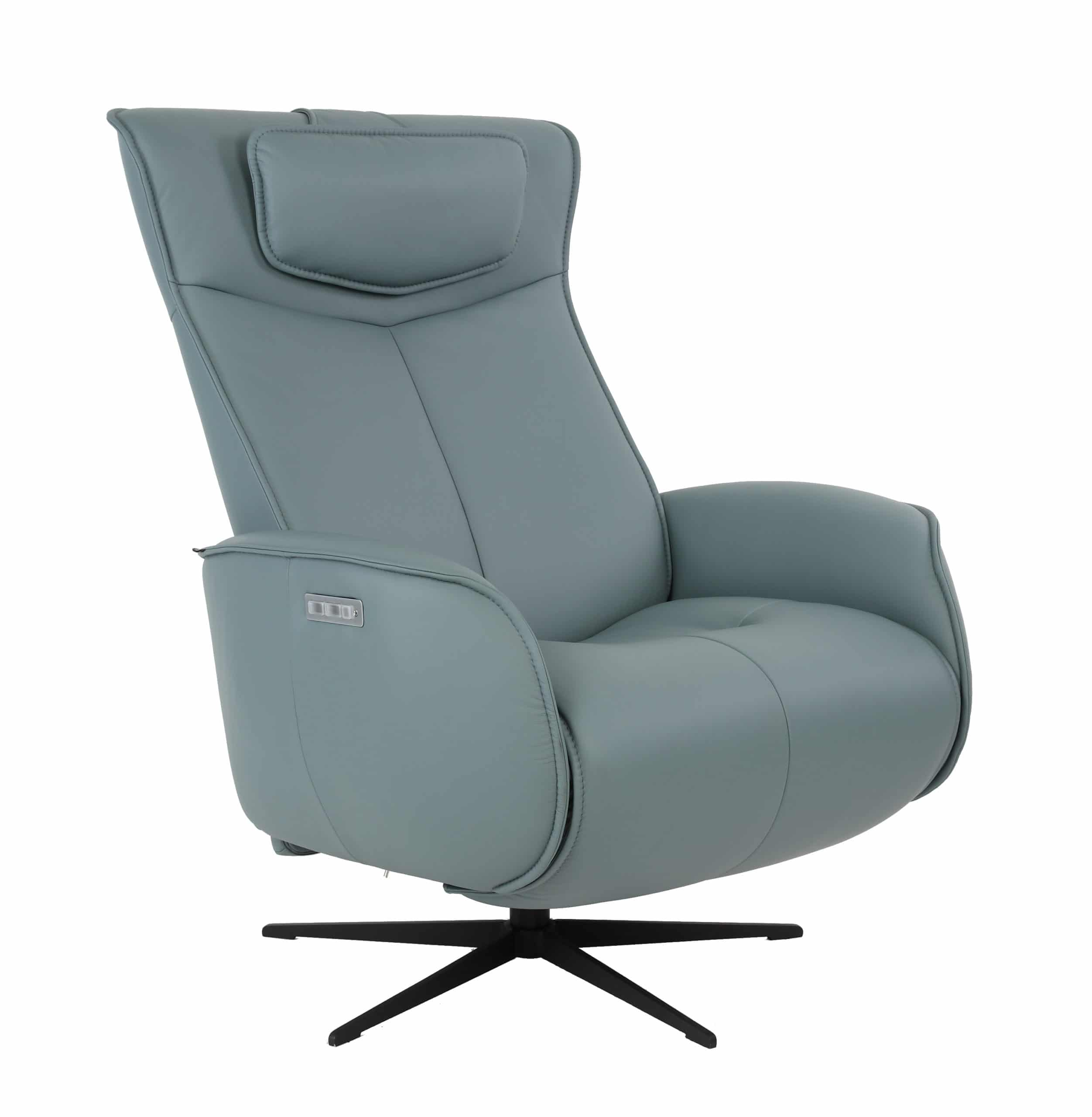 Axel Dual Power Recliner