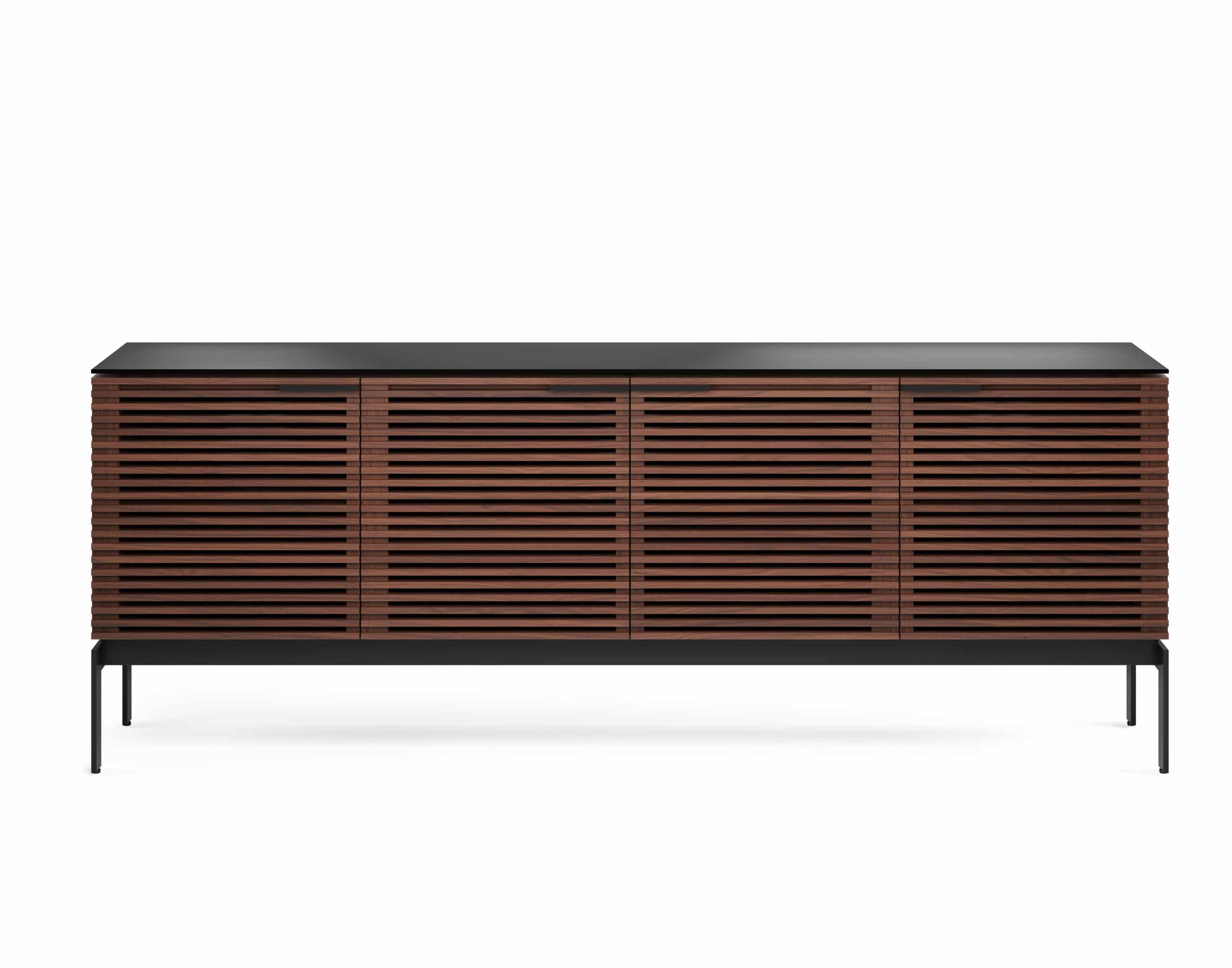 Corridor SV 7129 Slim TV Stand & Credenza | BDI Furniture