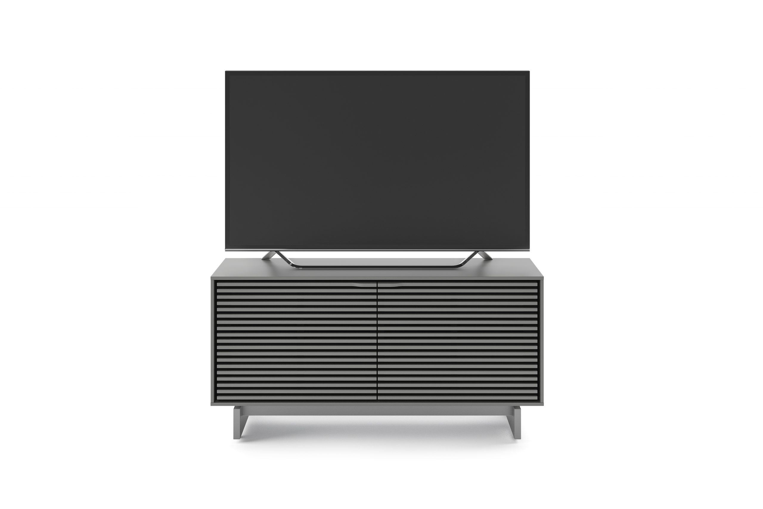 Align 7478 Small Modern TV Stand & Media Console | BDI Furniture
