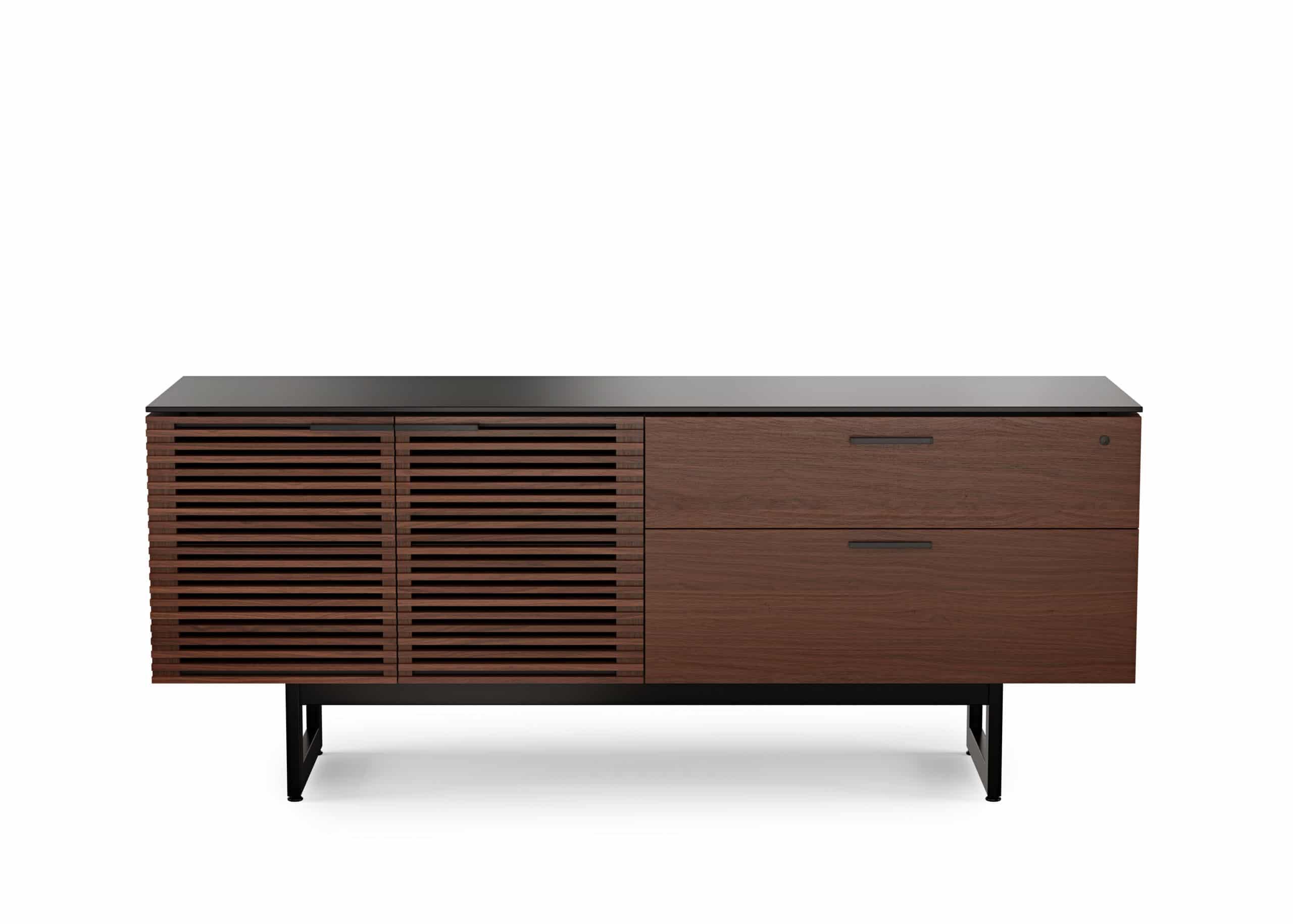 Corridor 6529 Office & Storage Credenza | BDI Furniture