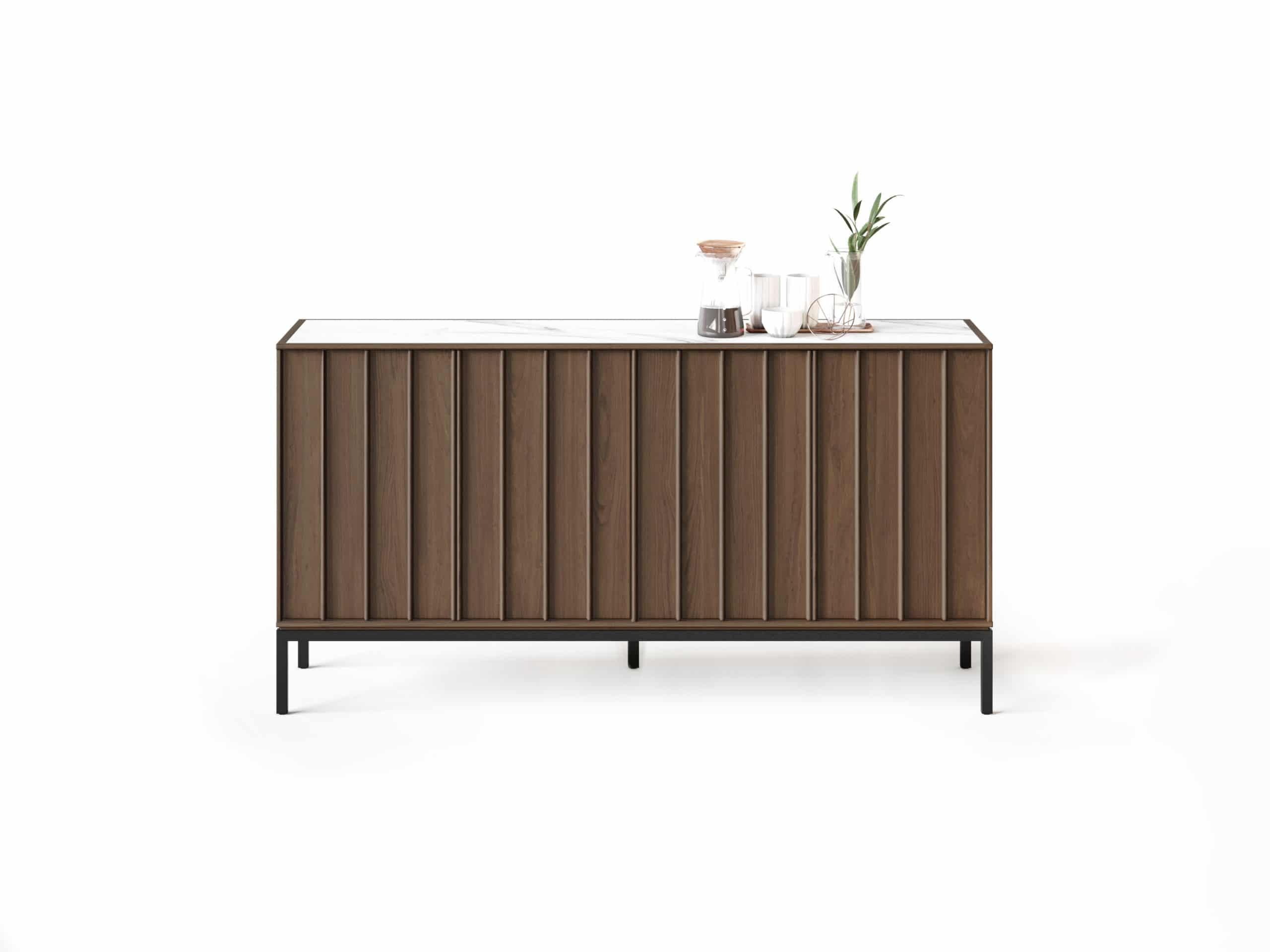 Cosmo 5729 Modern Console & Sideboard | BDI Furniture