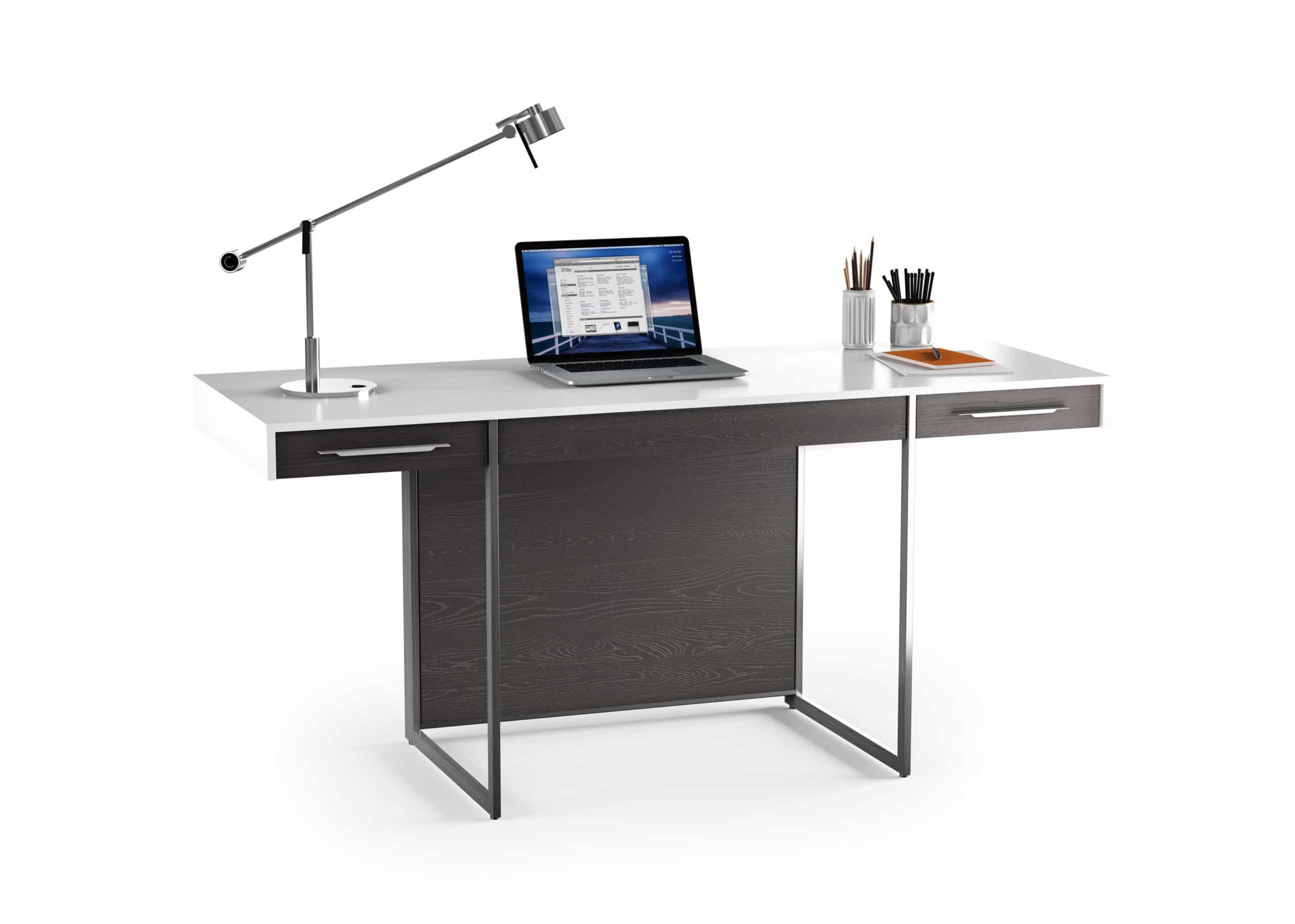 Format 6301 Modern Home Office Desk | BDI Furniture