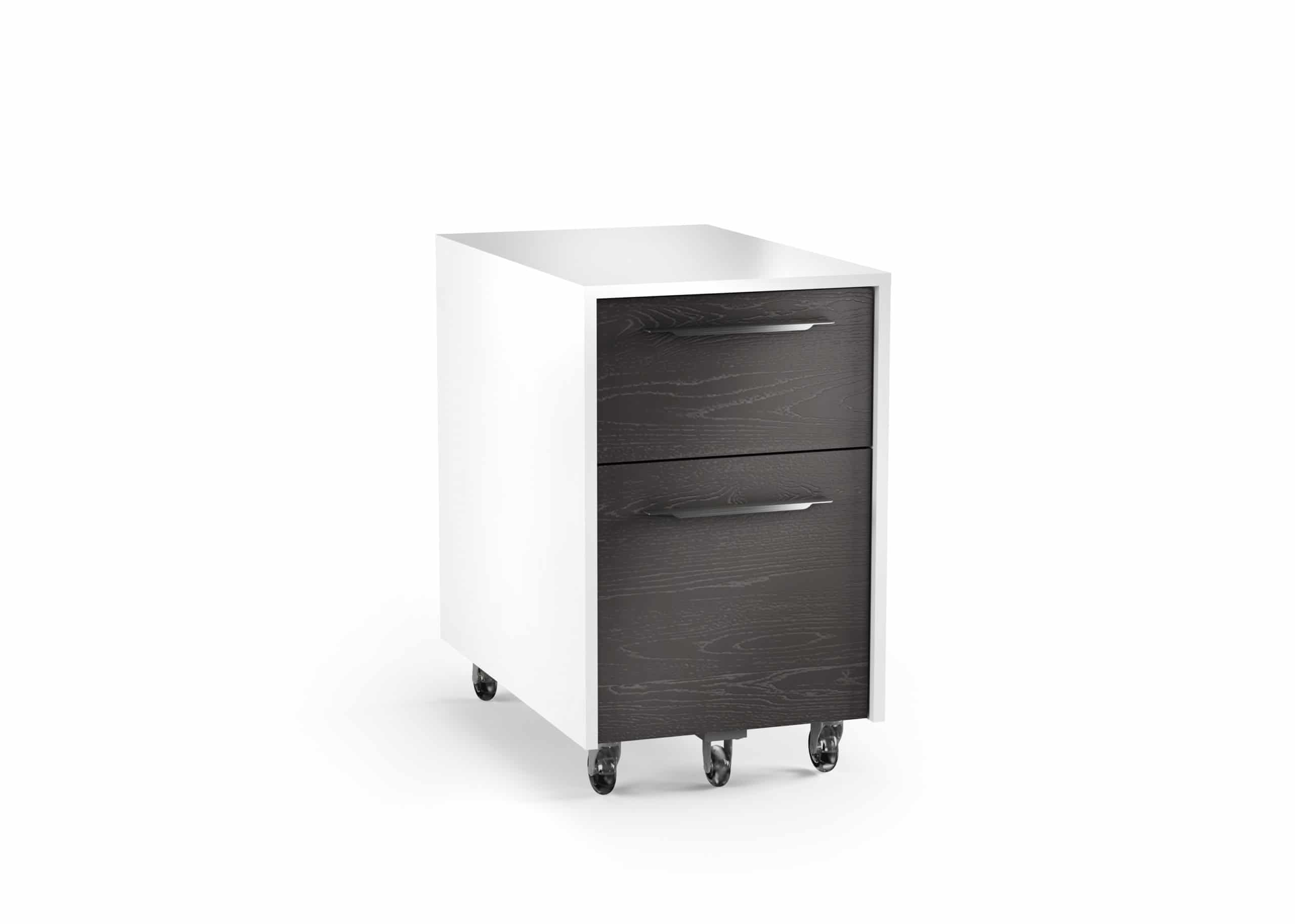 Format 6307 Mobile Storage & File Pedestal | BDI Furniture