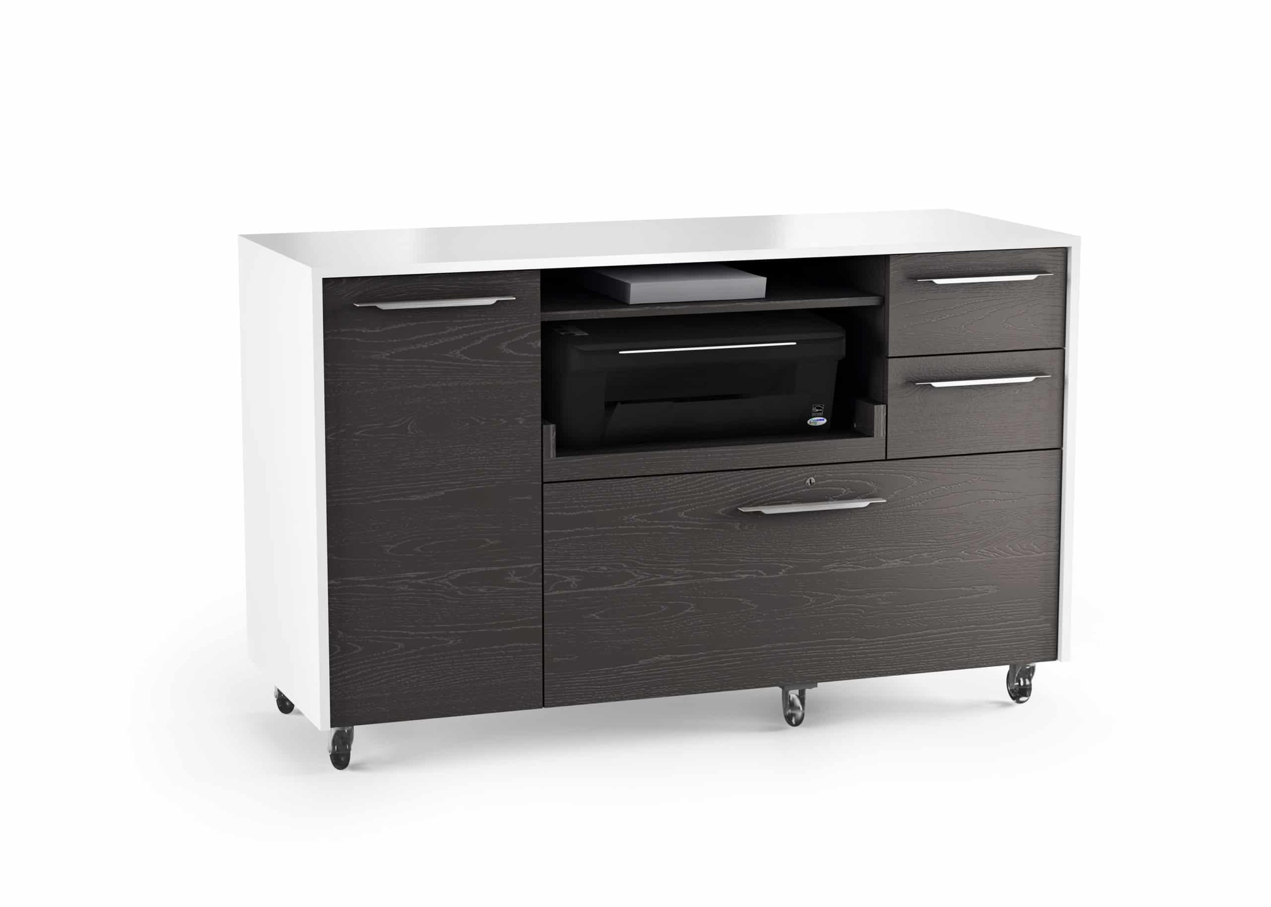 Format 6320 Multifunction Office Cabinet | BDI Furniture