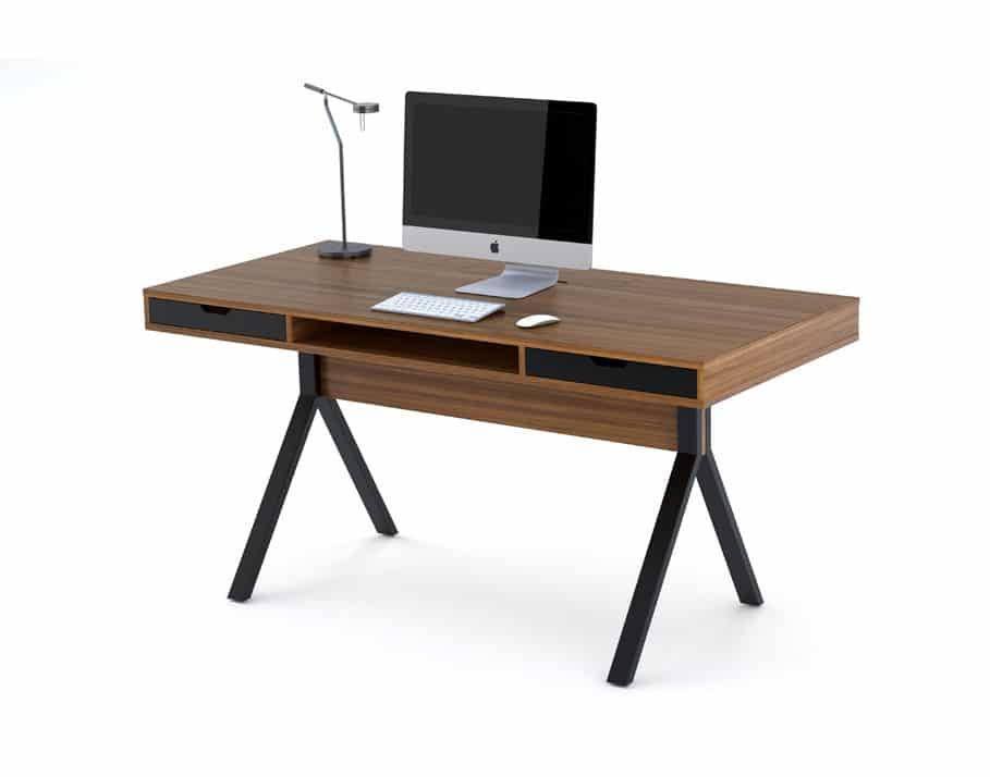 Modica 6341 Modern Home Office Desk | BDI Furniture