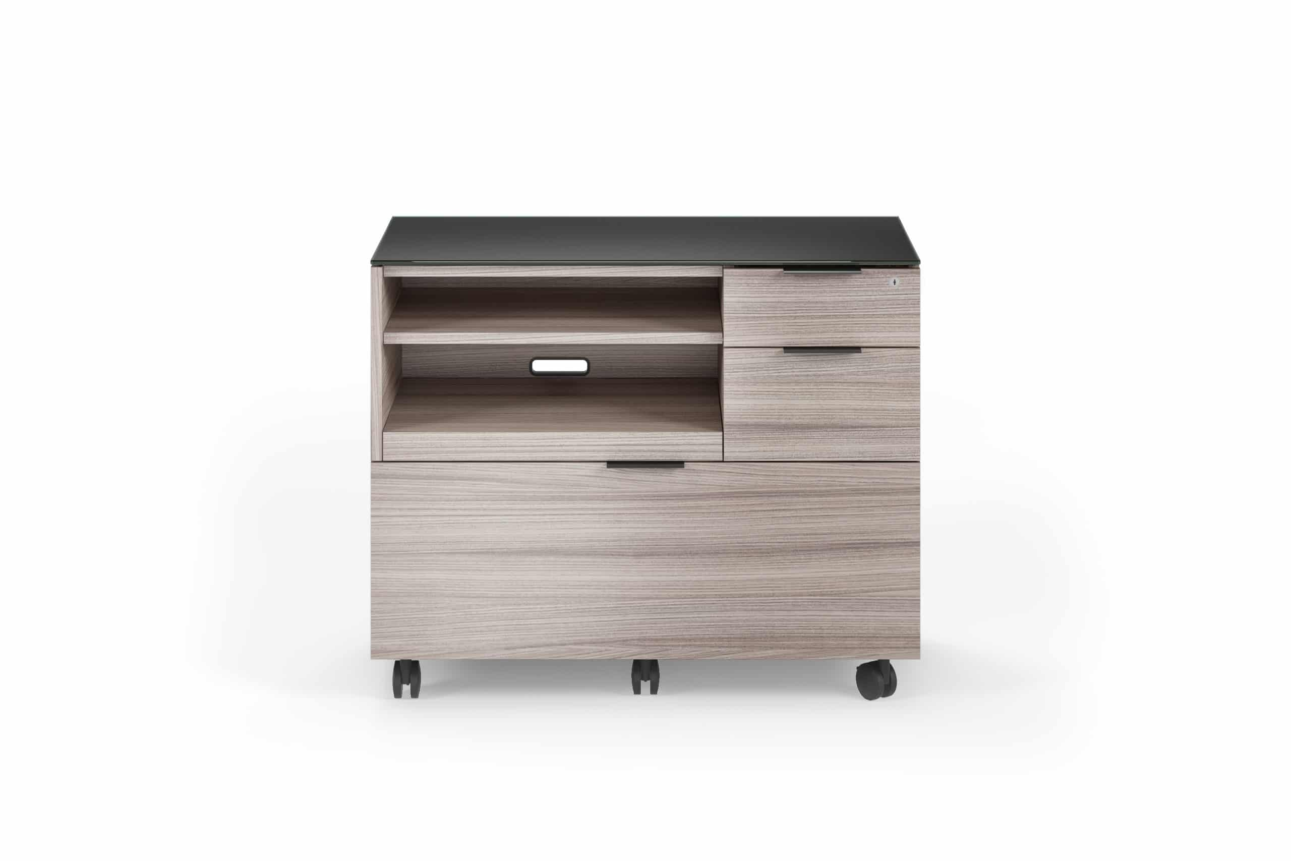 Sigma 6917 Multifunction Printer & File Cabinet | BDI Furniture