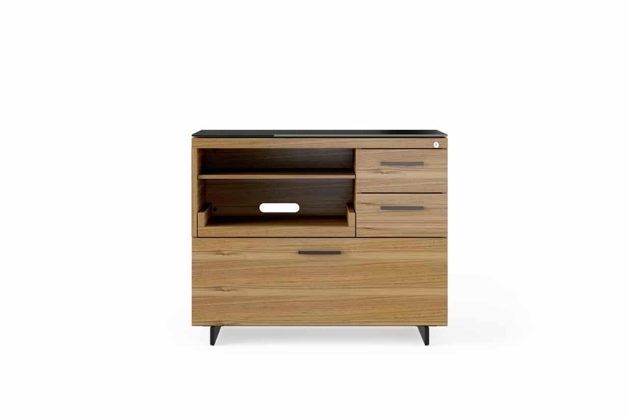 Sequel 20 6117 Multifunction Storage & Printer Cabinet | BDI Furniture