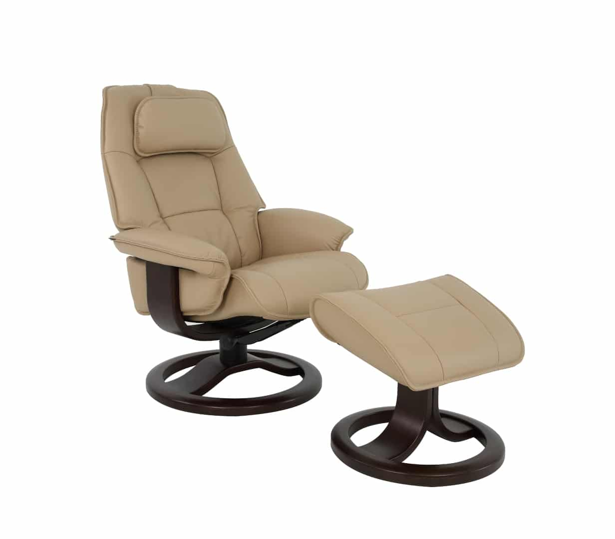 Admiral R Recliner And Ottoman