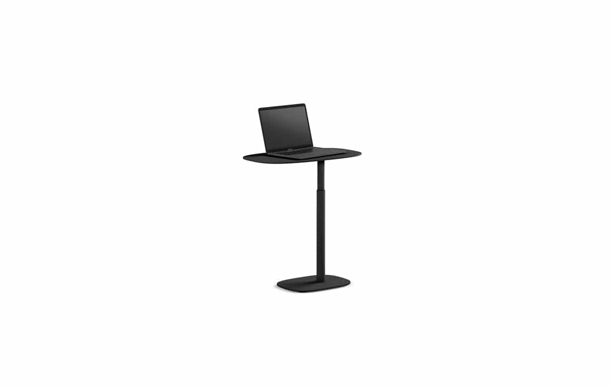 Serif 1045 Lift Adjustable Height Laptop & Side Table | BDI Furniture