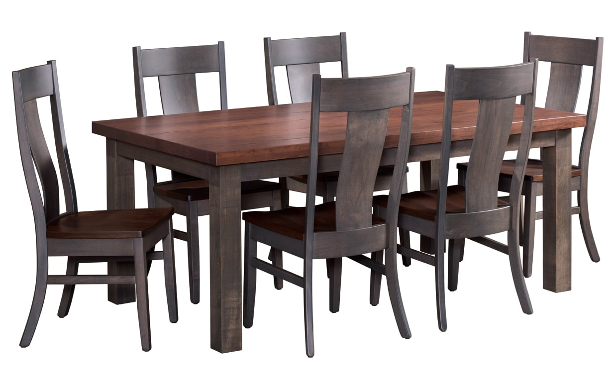 Saltcreek Thick Top Table