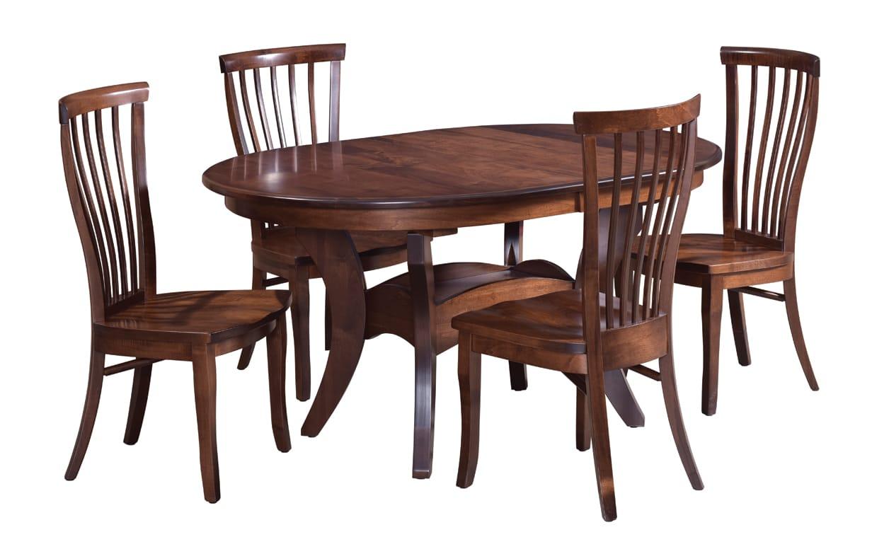 42″ X 60″ Trestle Table