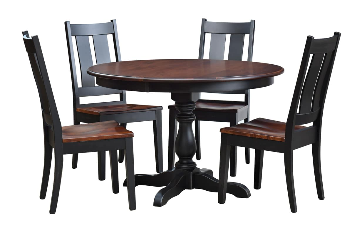 42″ Pedestal Table